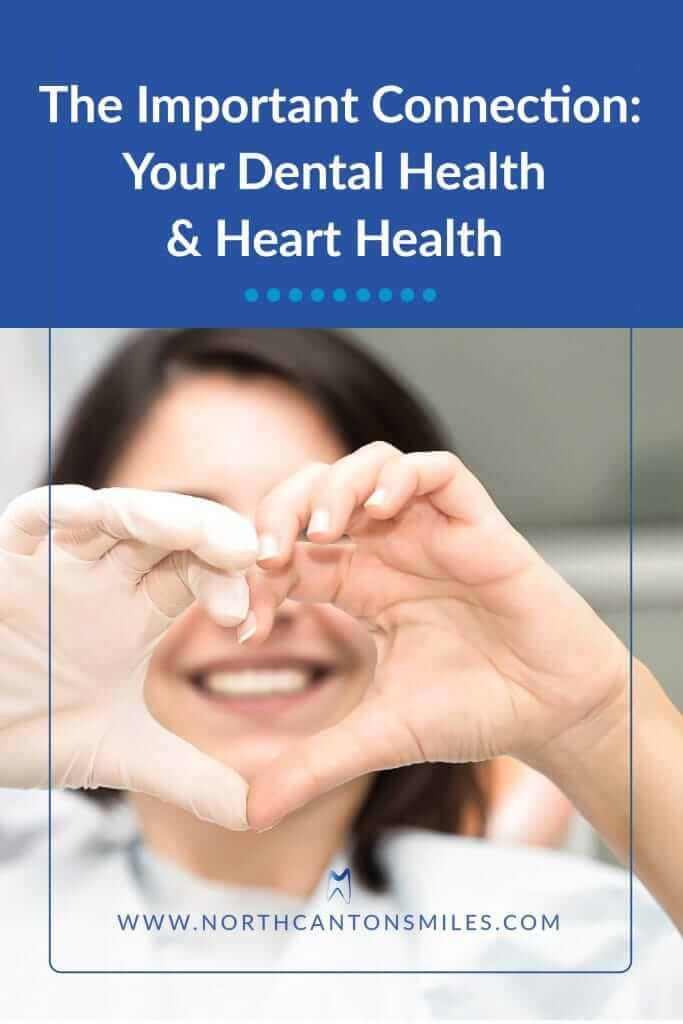 the connection between heart and dental health